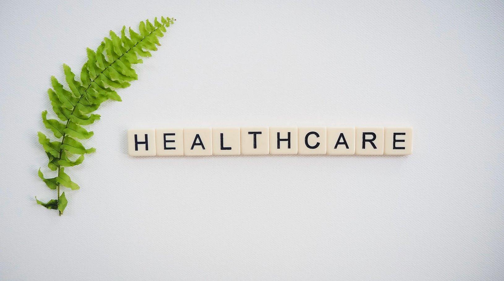 Healthcare scrabble