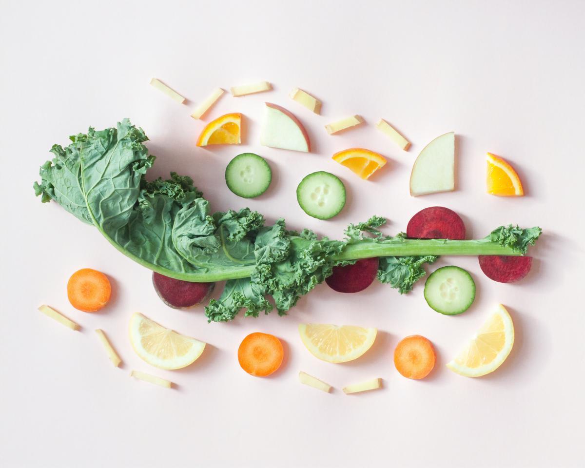 Plant based immune system strengthening