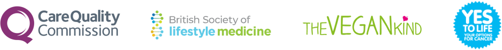 Online healthcare CQC registered affiliated with British Society of Lifestyle Medicine
